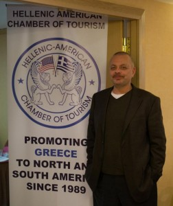 Hellenic American Chamber of Tourism (HACT) President George Trivizas
