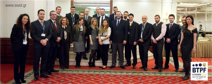 Greek hotel professionals from 17 of Greece's leading  hotel groups.