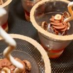 Ecuadorian chocolate dessert