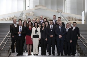 Informal Meeting of Ministers for Tourism, family photo. © ANA-MPA