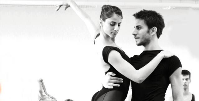 Greek National Opera's Professional Dance School