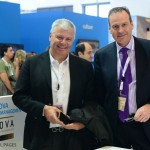 Konstantinos Tornivoukas (president Macedonian Hotels) and Andreas Birner (managing director INOVA hospitality management).