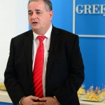 General Secretary of the Greek National Tourism Organization, Panos Livadas.