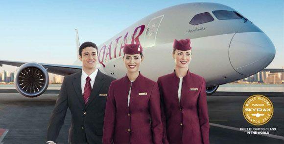 Trade website qatar airways