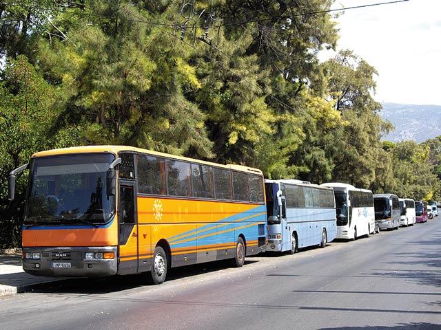 Tour-Buses