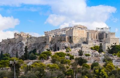 Acropolis, Athens. © Maria Theofanopoulou