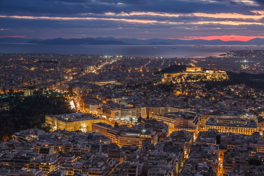 Athens. Photo © Shutterstock