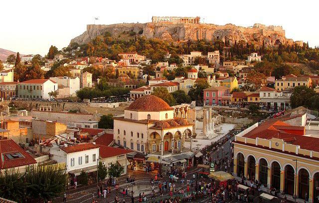 Athens, Monastiraki. © Facebook - ΟΙ ΟΜΟΡΦΙΕΣ ΤΗΣ ΕΛΛΑΔΑΣ ΜΑΣ