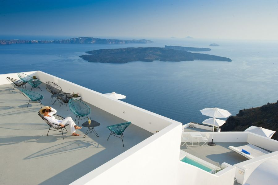 Grace Santorini - Photo: Grace Hotels