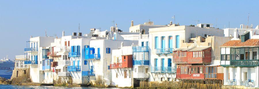 Mykonos, Little Venice.