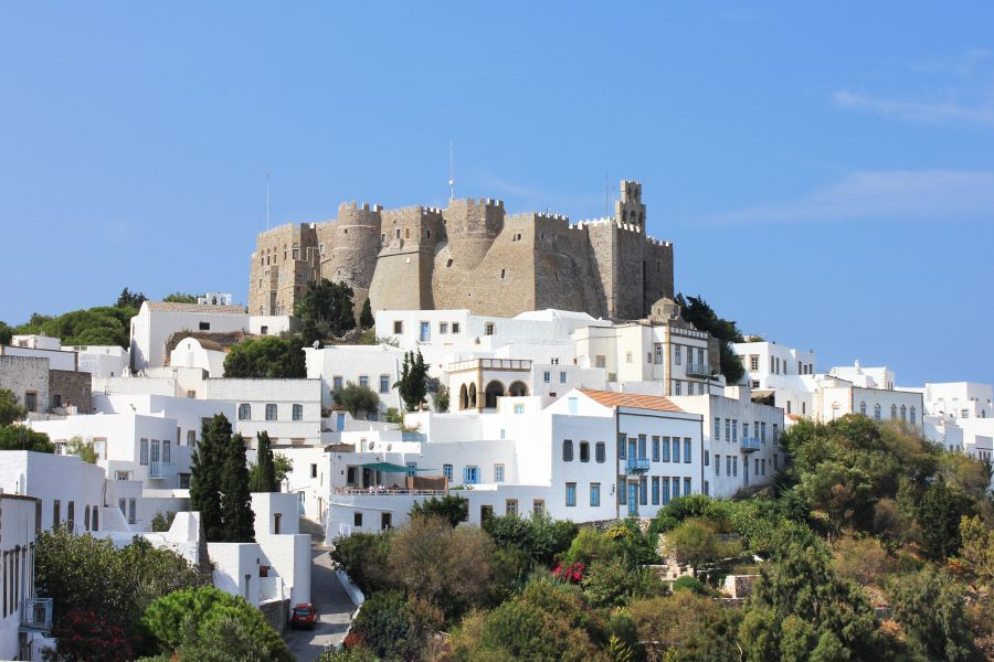 Monastery of Saint John the Theologian, Patmos.
