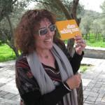Licensed tour guide Despina Savvidou, founder of Athens Walking Tours. Photo © Athens Walking Tours