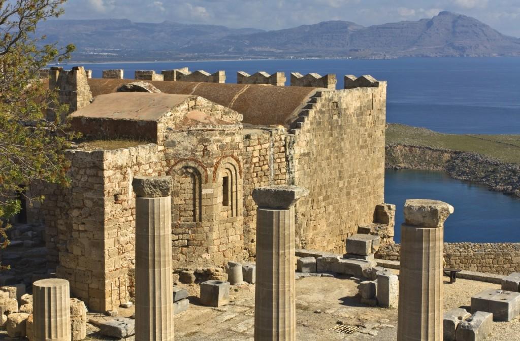 Acropolis of Acnient Lindos