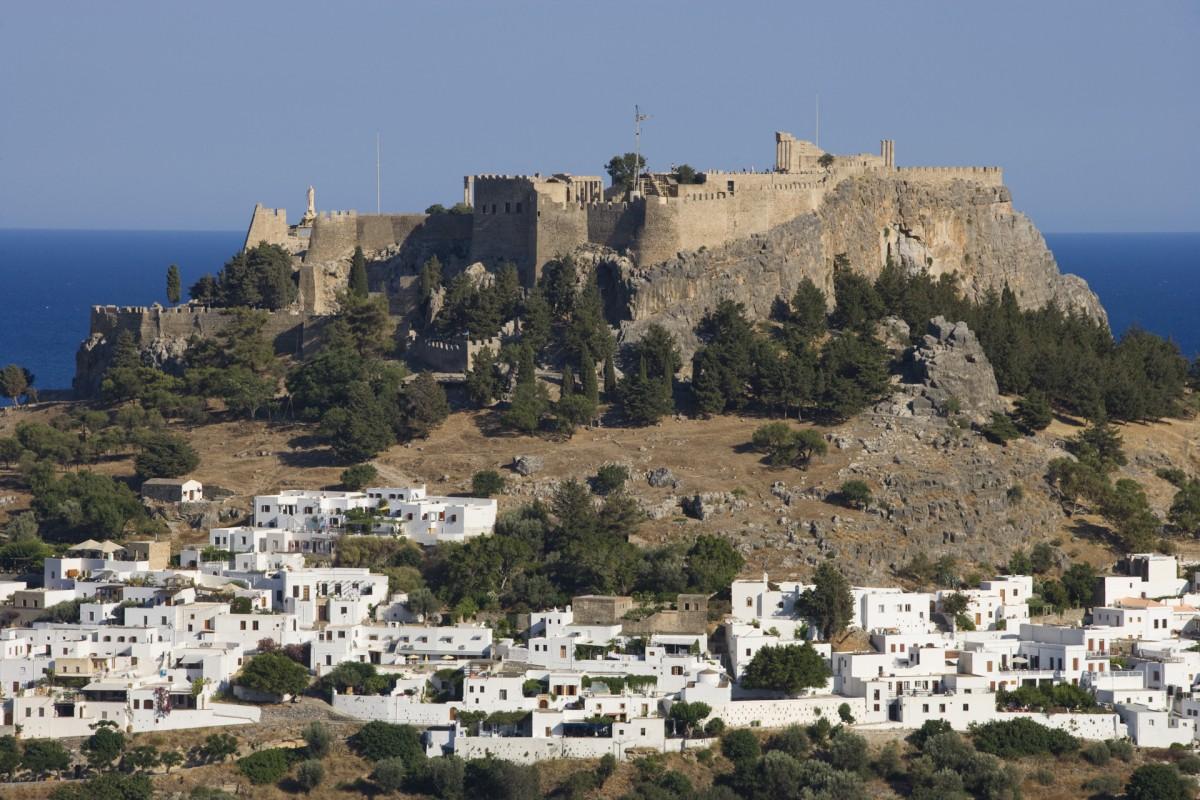 Acropolis of Lindos - GTP Headlines