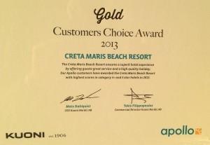 Creta_Maris_Apollo Award