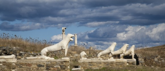 Archaeological Site of Delos