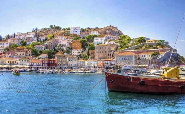 Hydra. Photo: © f8grapher, Shutterstock