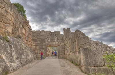 Mycenae Lion's Gate