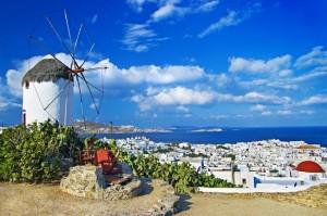 Mykonos. Photo © leoks, Shutterstock