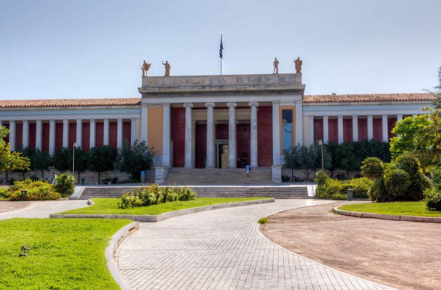 National Archaeological Museum. Photo © Lefteris Papaulakis / Shutterstock