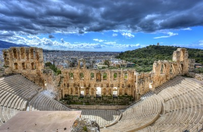 Odeon Herod Atticus