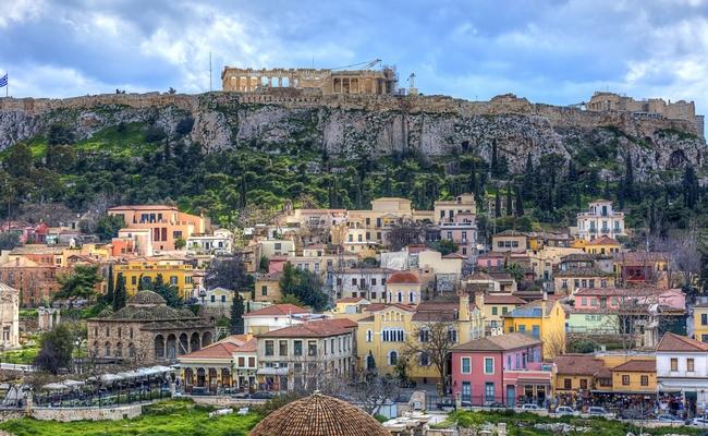 Plaka in Athens. Photo © Anastasios71 / Shutterstock