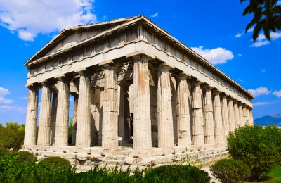 Temple of Hephaestus, Ancient Agora of Athens