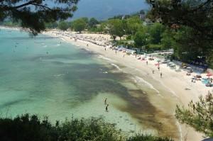 Thassos island - Golden Beach