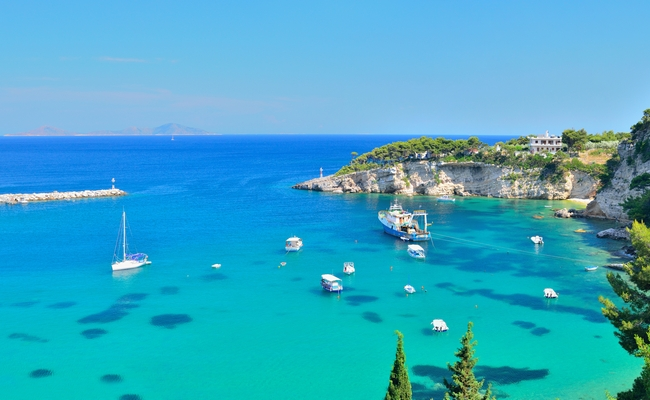 Alonissos Island. Photo: © Aetherial Images / Shutterstock