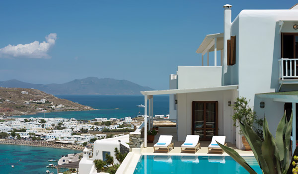 Hotel Paradise Beach Resort Mykonos