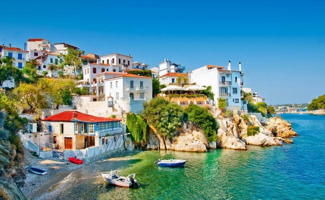 Skiathos Island. Photo: © Nikos Psychogios / Shutterstock