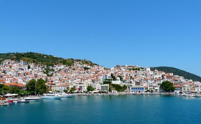 Skopelos Island Photo Corina De Kiviet Shutterstock