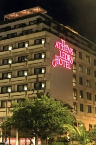 Photo © Athens Ledra Hotel
