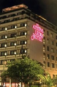 Photo © Athens Ledra Hotel