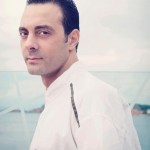 Executive Chef Nikos Zervos. Photo © Belvedere Mykonos
