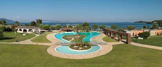 Corfu Chandris Hotel & Villas. Photo © Chandris Hotels & Resorts