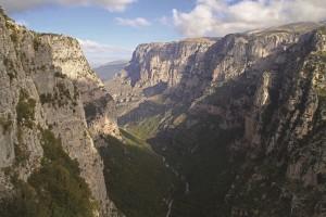 Vikos Gorge. Photo © Region of Epirus