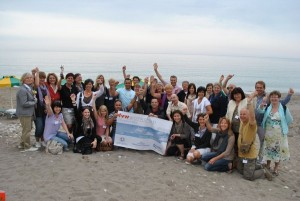 FVW Workshop 2011 that took place on Rhodes and Kos. Photo source: Region of South Aegean