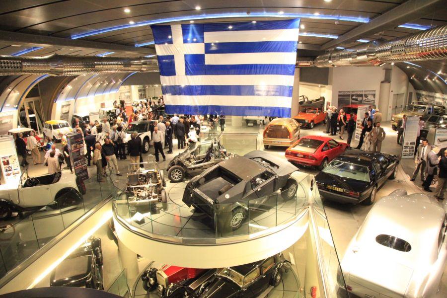 Photo © Hellenic Motor Museum