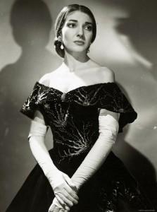 Maria Callas (1958).