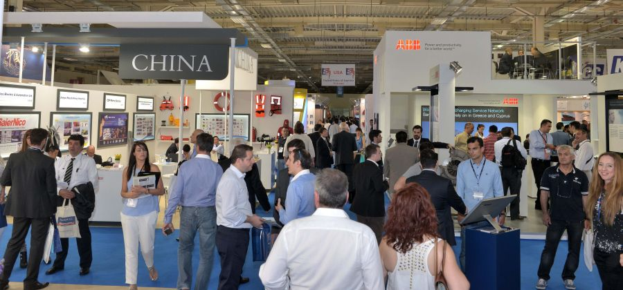Photo © Posidonia Exhibitions S.A.