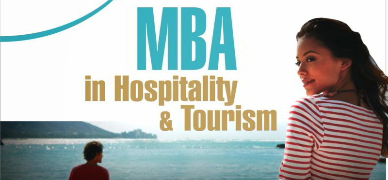 Mba in hospitality and tourism