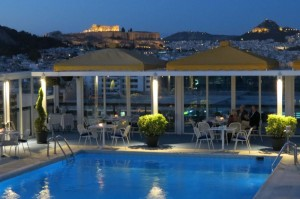 Athens_Ledra_Panorama Pool Bar  Restaurant III