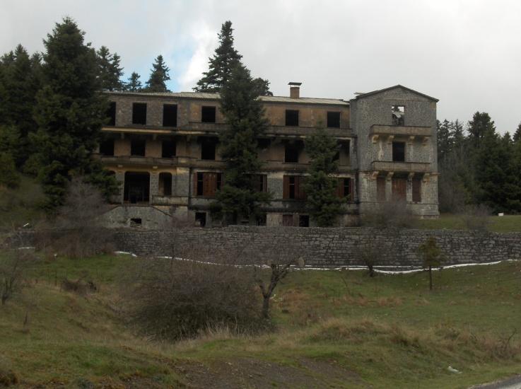 Sanatorium of Mana, Arcadia.