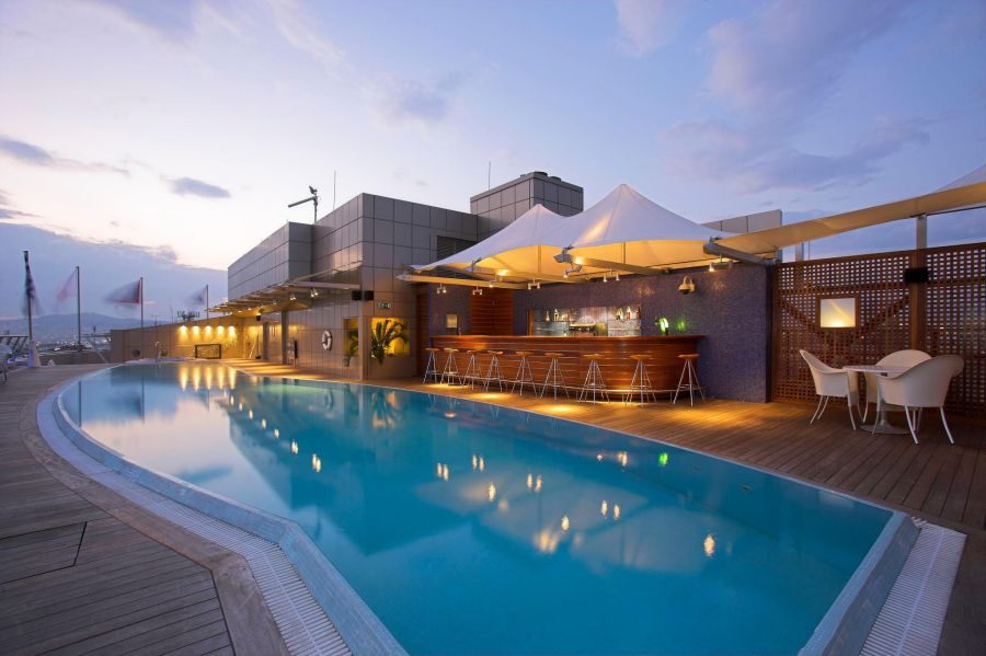 Melia Athens in Greece by Melia Hotels International.