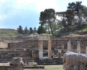 Archaeological Site of Kameiros, Rhodes