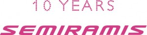 SEMIRAMIS - 10 χρόνια logo