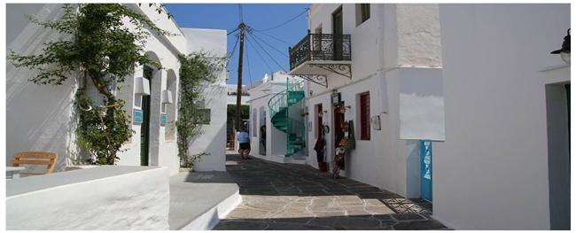 Apollonia, Sifnos. Photo © Municipality of Sifnos