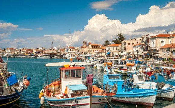 Egina Island. Photo © milosk50 / Shutterstock
