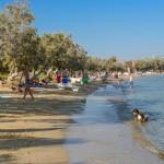 Psaraliki beach.